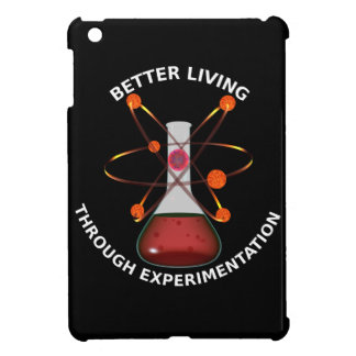Better Living Through Experimentation iPad Mini Cases