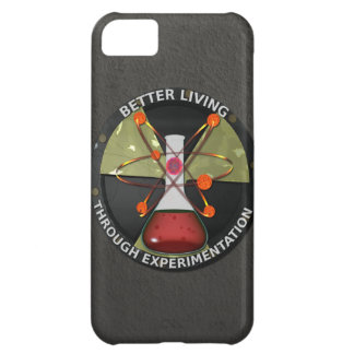 Better Living Through Experimentation iPhone 5C Cover