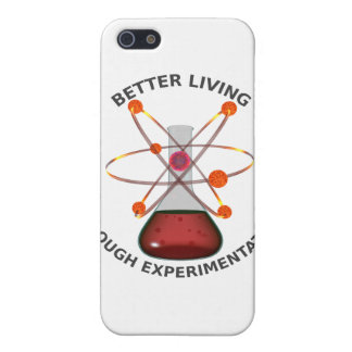 Better Living Through Experimentation Covers For iPhone 5
