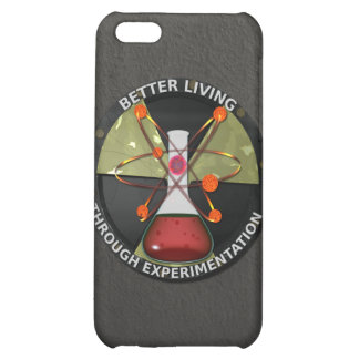 Better Living Through Experimentation iPhone 5C Cases