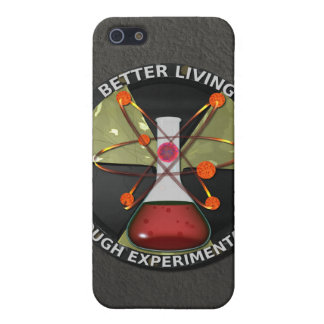 Better Living Through Experimentation Cover For iPhone 5