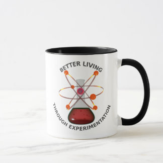 Better Living Through Experimentation Mug