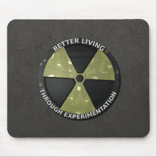 Better Living Through Expermination Version 3 Mouse Pad