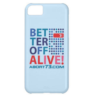 Better Off Alive! / Abort73.com iPhone 5C Cover
