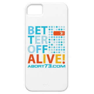 Better Off Alive! / Abort73.com iPhone SE/5/5s Case