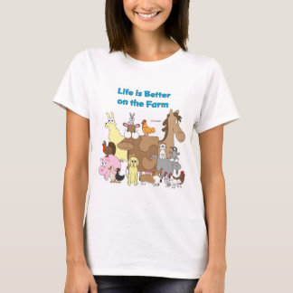 Better on the Farm - Shirt