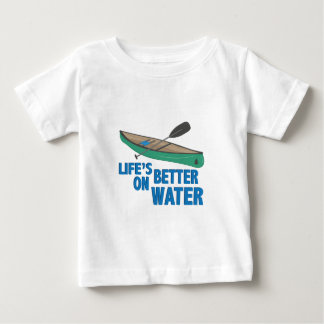 Better On Water Baby T-Shirt