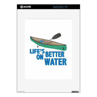 Better On Water Skin For iPad