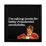 Better Presidential Candidates Joke Jewelry Boxes
