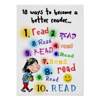 Better Reader print