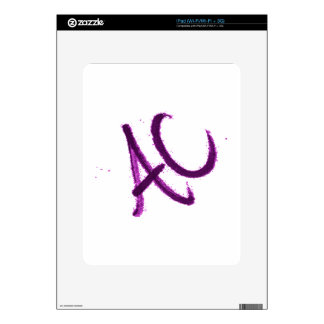 BETTER THAN A C.its an ac. Decals For iPad
