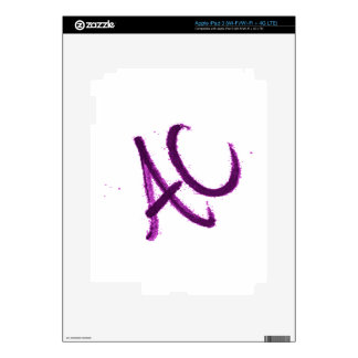 BETTER THAN A C.its an ac. Decals For iPad 3