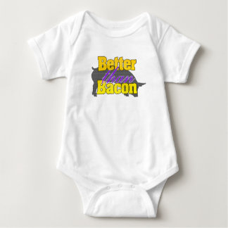 Better than Bacon Baby Bodysuit