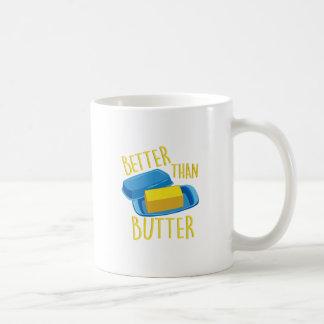 Better Than Butter Coffee Mug