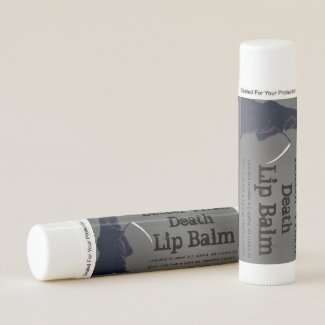 Better Than Death Lip Balm