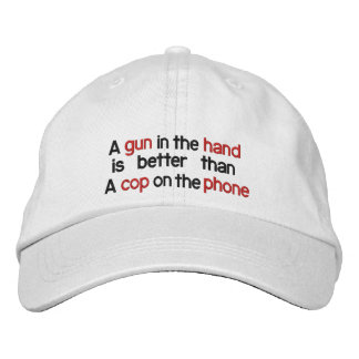 Better Than Embroidered Hat