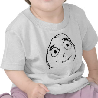 Better Than Expected Rage Face Meme Tees
