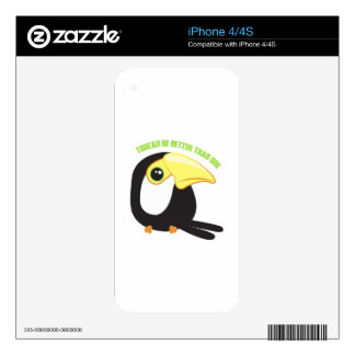 Better Than One Skin For The iPhone 4S