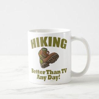 Better Than TV - Hiking Mug