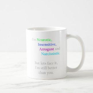 Better than you coffee mug