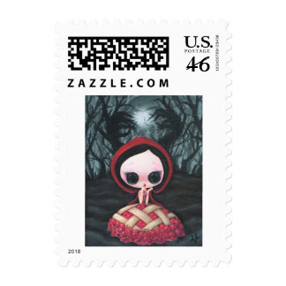 Better to eat you with stamps