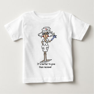 Better to Give! Baby T-Shirt