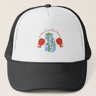 Better To Give Trucker Hat
