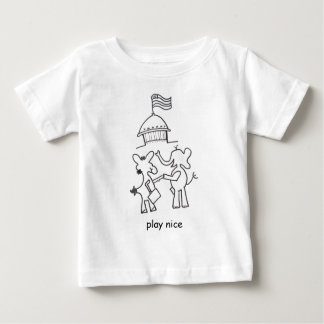 Better Together Bipartisan Products Baby T-Shirt