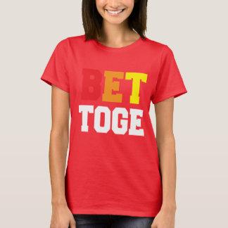 BETTER TOGETHER PRIDE LEFT - WHITE -.png T-Shirt