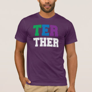 BETTER TOGETHER PRIDE RIGHT - WHITE -.png T-Shirt