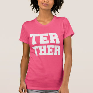 BETTER TOGETHER RIGHT - WHITE -.png T-Shirt