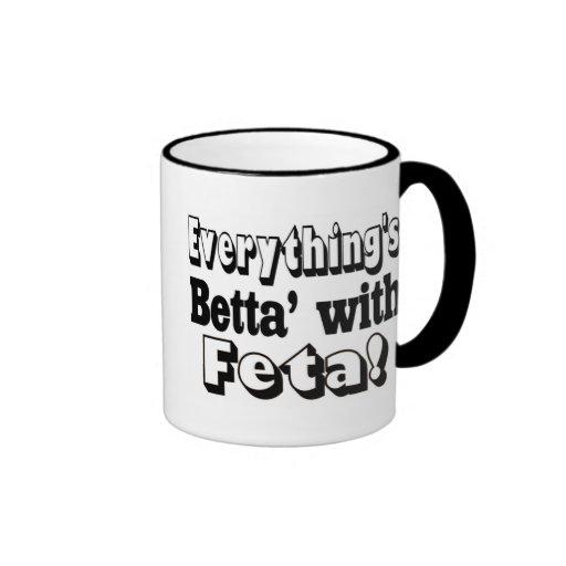 Better With Feta Mug