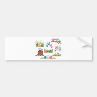 BetterTogetherAll1 Bumper Sticker
