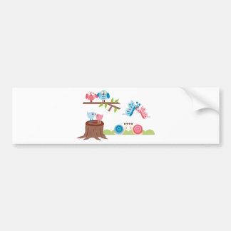 BetterTogetherAll3 Bumper Sticker