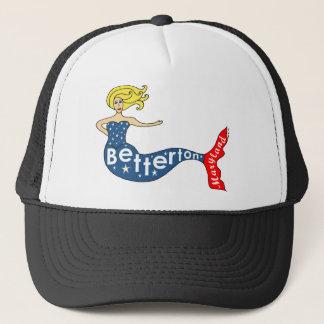 Betterton, Maryland Mermaid Trucker Hat