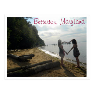Betterton Postcard