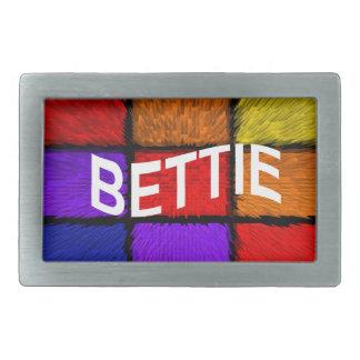 BETTIE BELT BUCKLE