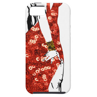bettie pin up iPhone SE/5/5s case