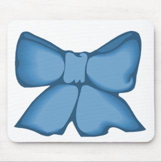 Betties arqueado azul tapete de raton