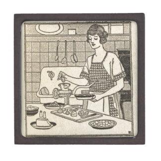 Bettina Cooking Savory Pie Gift Box