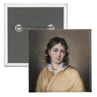 Bettina von Arnim Pinback Button
