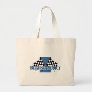 Betting Addict's beach bag