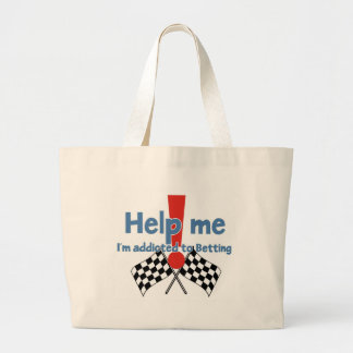 Betting Addict's tote bag