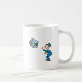 Betting Horses Coffee Mug