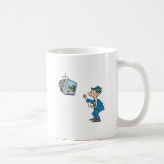 Betting Horses Coffee Mug