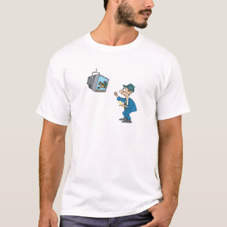Betting Horses T-Shirt