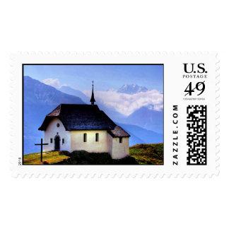 Betton Church Postage