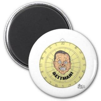Betts-Eye!! 2 Inch Round Magnet