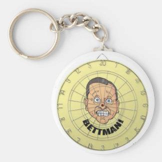Betts-Eye!! Basic Round Button Keychain