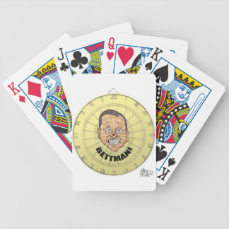 Betts-Eye!! Bicycle Playing Cards